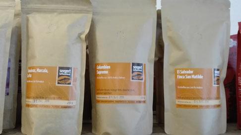 Der leckerste Kaffee, aus der Kaffeerösterei Seegert in Kassel!
