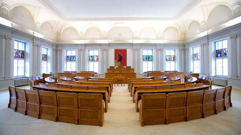 Rathaus Glarus - Landratssaal