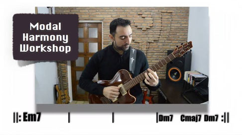 How To Make Modal Chord Progressions