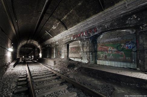 Страшные истории Барселонского метро - Барселона-Экскурс