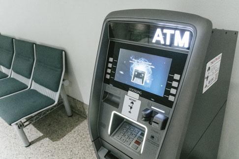 地方銀行が移動店舗でサービス