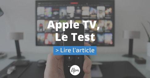 Article suivant Apple TV le test