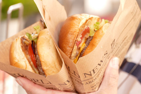 Burger Ohe Foodtrucks