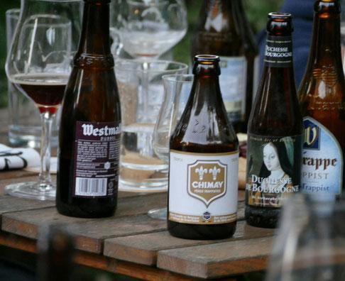 Belgien Biere Trappist Geschmacksagenten