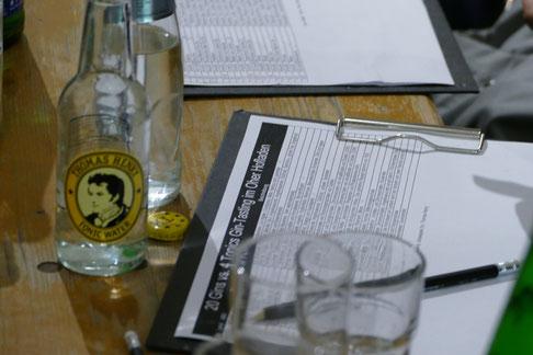 Thomas Henry Tonic Beurteilung Zutaten Botanicals Gin Hitparade Top 20 Foto by René Rammelt Geschmacksagenten