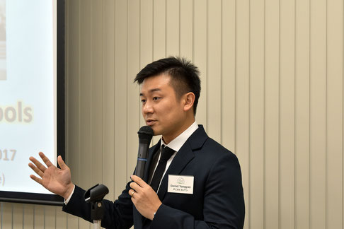 ダニエル ヨンヤン氏(シンガポール)