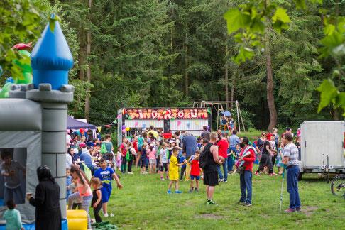 25 Jahre Kinderforum - Dies wird mit tollen Aktionen und Dönergrill gefeiert