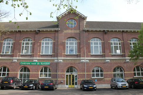 Gemeentelijke lagere school en ULO Nieuwstraat 37 Roosendaal gemeentelijk monument