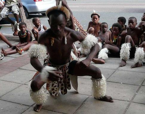 Sanibonani ! welcome to Zululand