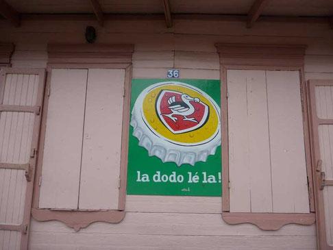 la biere dodo star de la Réunion