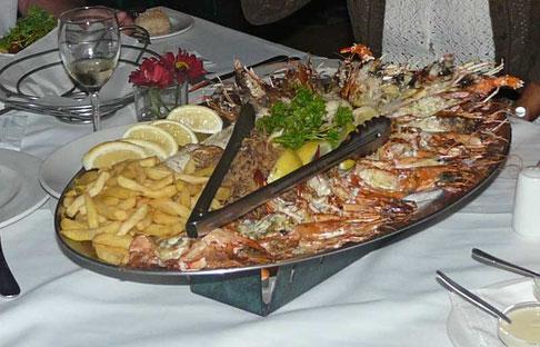 un plateau de fruits de mer plus appetissant que la gastronomie anglo saxonne