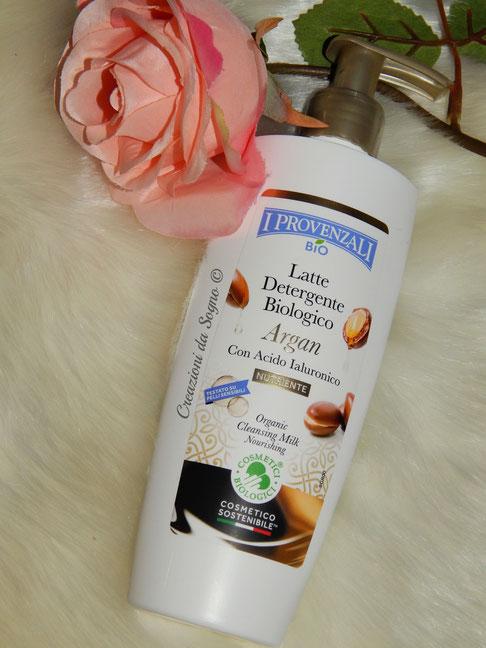 Latte Detergente Biologico Argan I Provenzali