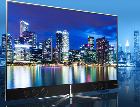 55in 4K Quantum Dot TV H9700