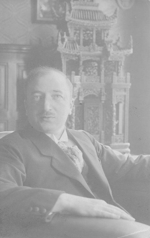 Harry Dreesen, plaats en datum onbekend - waarschijnlijk vóór 1914