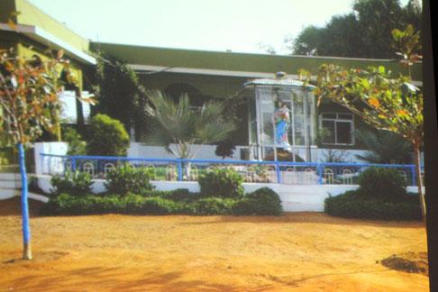Das 2009 erbaute Kinderheim