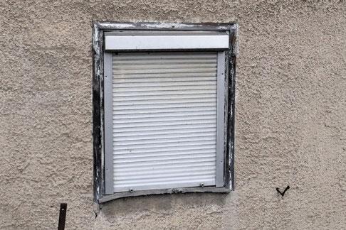 Altes Fenster: hier ist ein Austausch notwendig