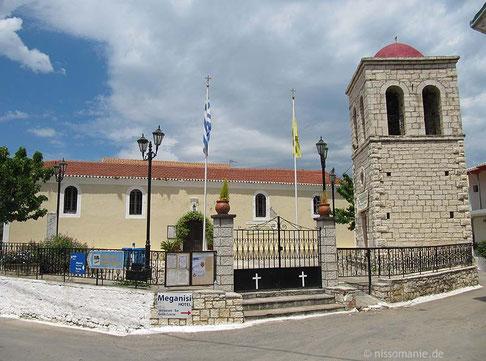 Die Kirche von Katomeri