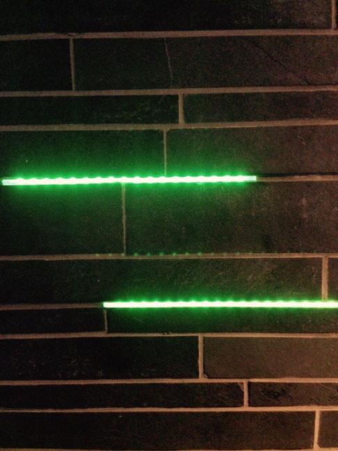 Grünlicht-Milieu