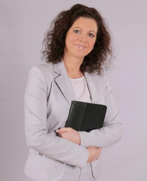 Cynthia Pietsch-Stein von der Barmer empfiehlt die Grippeschutz-Impfung.