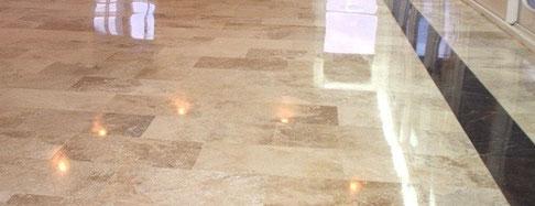 Marmol pulir y abrillantar suelos for Abrillantar suelo porcelanico mate