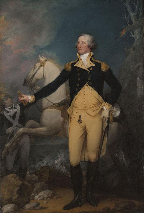 Document 3_Le général Georges Washington par John Trumbull, Metropolitan museum of art, New York