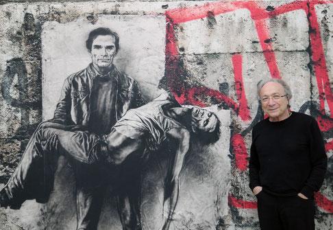 Ernest Pignon ERnest / Pasolini