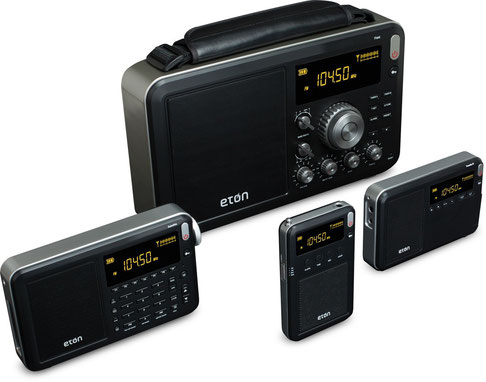 Etón Corporation World Traveler Radios