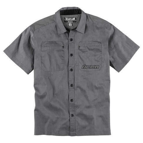 Icon Scofflaw 2 Work Shirt