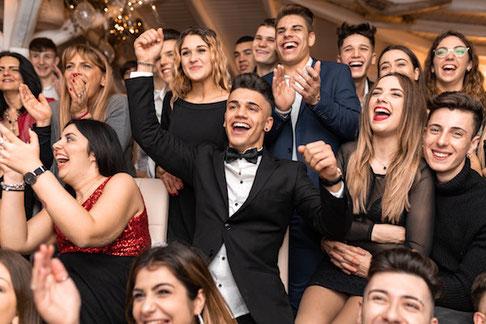 Programm und Künstler für große Feiern mit TeenEvent zu einem unvergesslichen Event machen