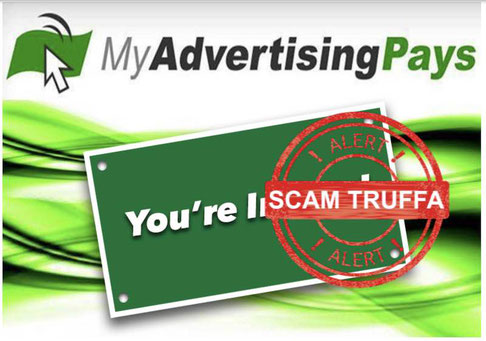 my advertising pays map truffa