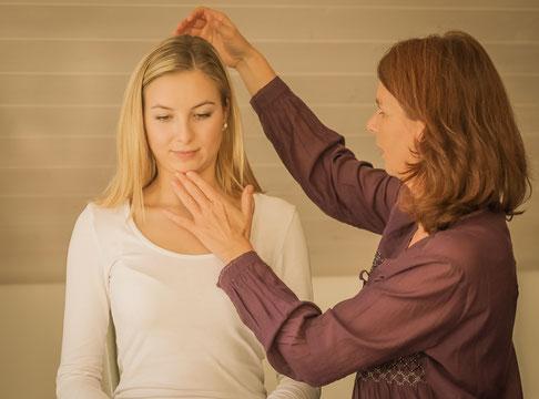 Körperbewusstseinstraining gegen Anspannung