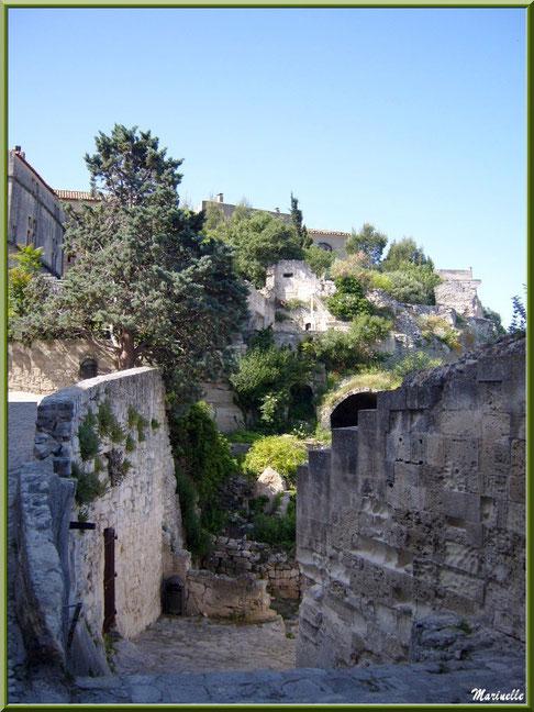 Ruelles et vestiges, Baux-de-Provence, Alpilles (13)