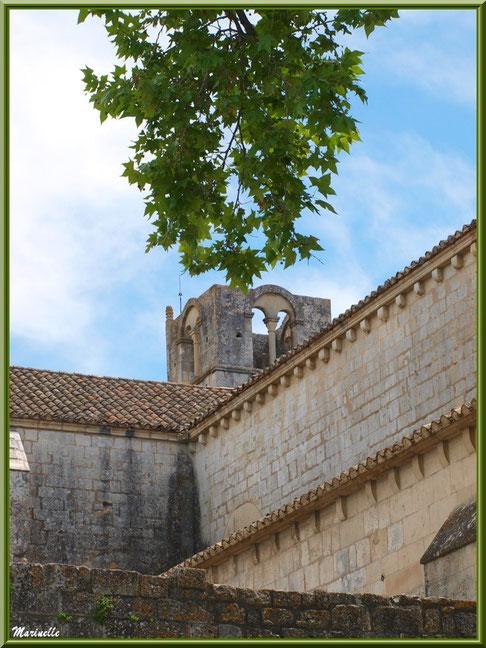 L'abbaye de Silvacane et son clocher carré, Vallée de la Basse Durance (13)