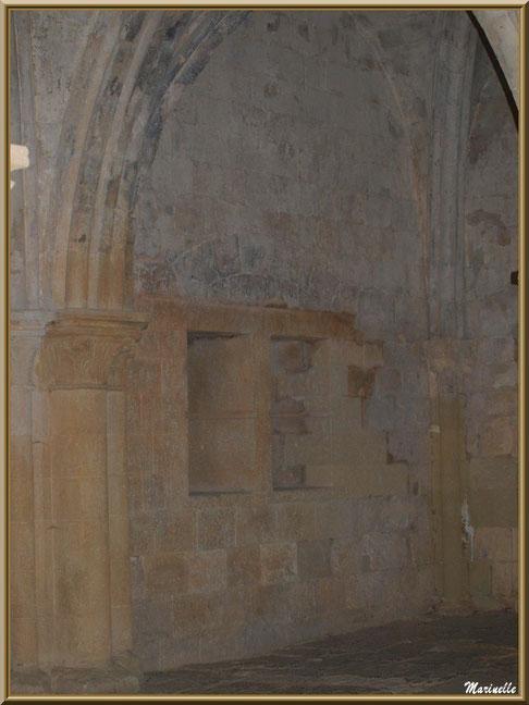 Le réfectoire de l'abbaye de Silvacane, Vallée de la Basse Durance (13)