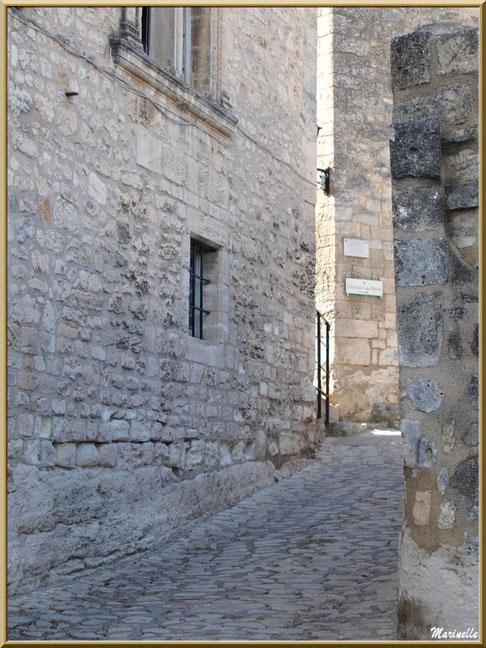 Ruelle et vieilles pierres, Baux-de-Provence, Alpilles (13)