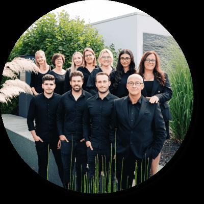 Das Team von Architekturbüro Klein und kube5