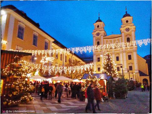 Mondsee - Weihnachtsmarkt - Mondseeland - Basilika - Lifetravellerz - Reiseblog