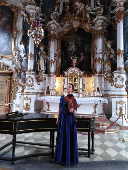 Geigenlehrerin in München-Neuperlach und Haidhausen