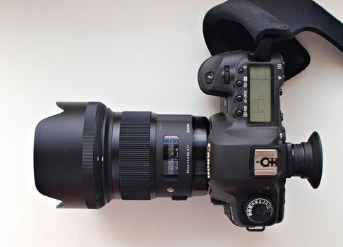 Sigma 50/1.4 DG HSM Art