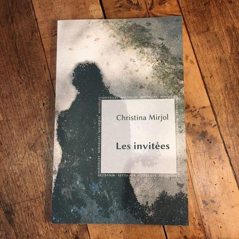 Couverture Les invitées de Christina Mirjol