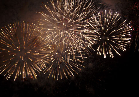 Abb. Feuerwerk