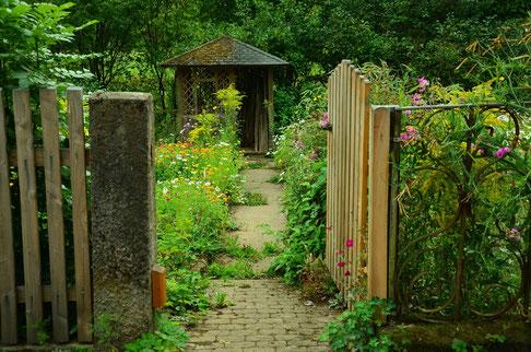 Naturnah; Garten