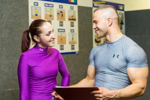 Personal Trainer Ben Menges Athletik Zitat Erfolg Gym Sport Fitness