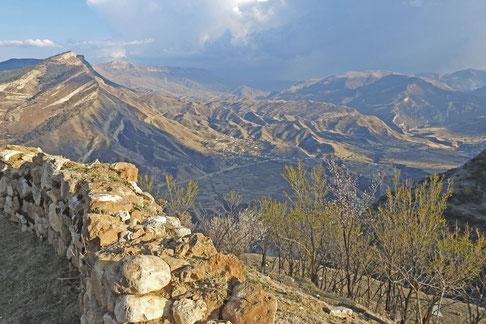 Oberes Gunib Dagestan Верхний Гуниб вид
