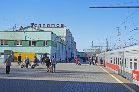 Bahnhof Saratow-1