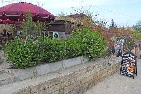 Lokal Teehaus Derbent