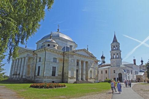 Boris-und-Gleb-Kloster in Torschok