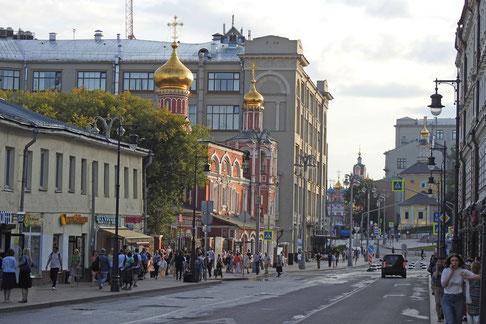 Soljanski Projesd in Moskau