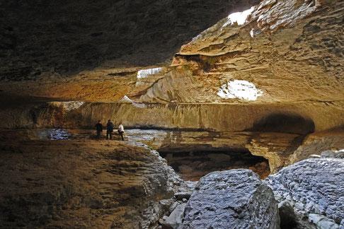 Salta-Wasserfall Dagestan