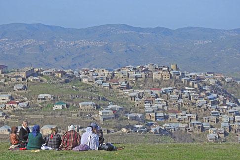 Kubatschi Dagestan
